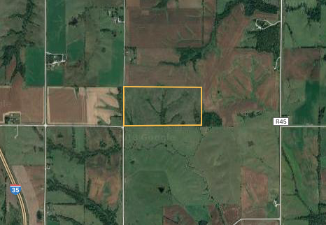 Clarke County Iowa farmland real estate agent