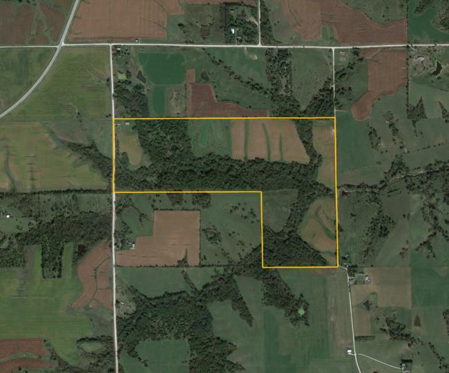 Lucas County 160 Aerial