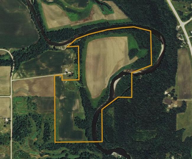 Hamilton County 120 acres for sale