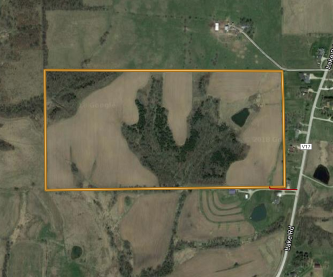 Wapello County Iowa Hunting Land For Sale