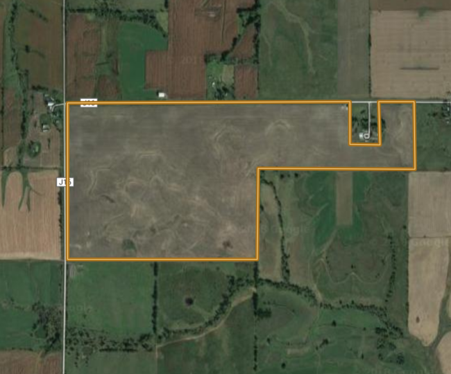 Land for sale in Wayne County Iowa