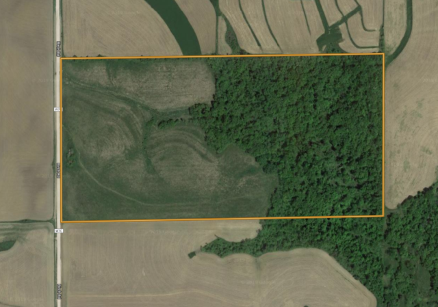 Land for sale in Northeast Iowa