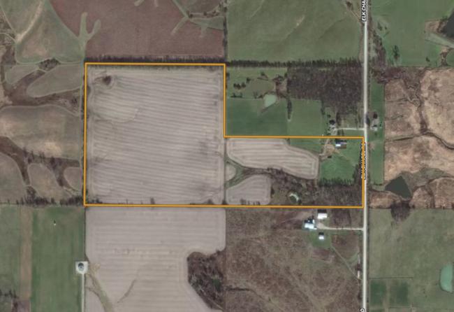 Decatur county land auction