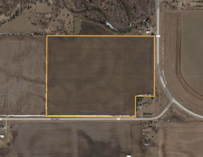 Land for sale in Butler county