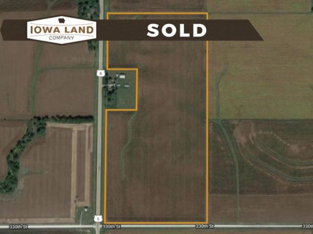 Cedar County Auction SOLD1