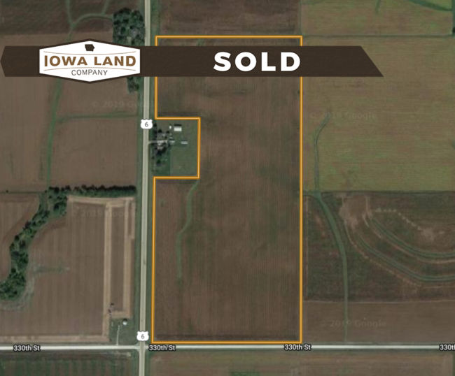 Cedar County Auction SOLD1